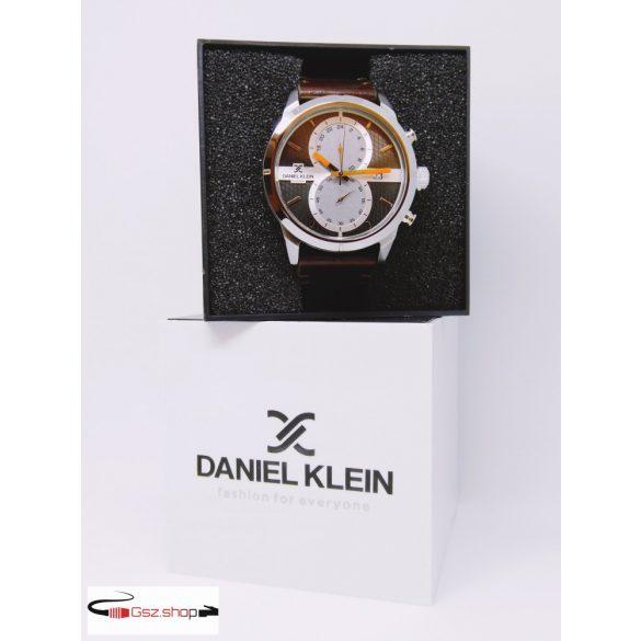 DANIEL KLEIN EXCLUSIVE DK11360-6  Férfi karóra  AJÁNDÉK DK DOBOZZAL