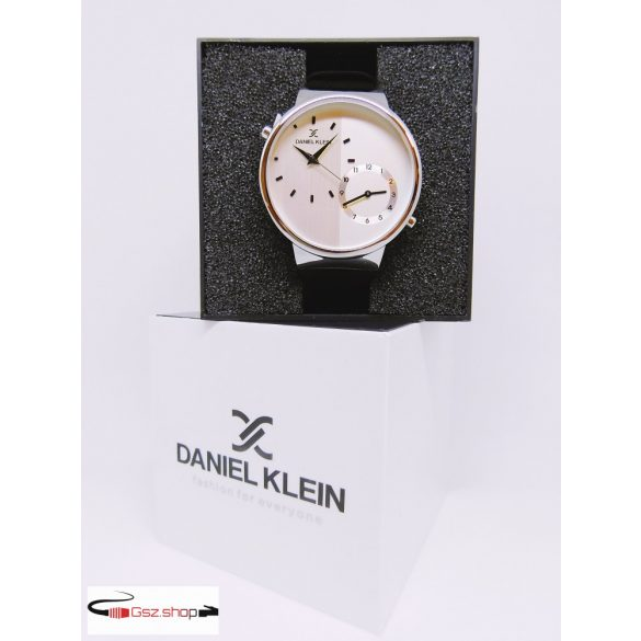 DANIEL KLEIN DUAL TIME DK11325-1  Férfi karóra