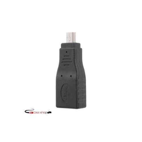 Mini USB  --  OTG Adapter Tablethez
