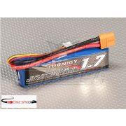 Turnigy 1700mAh 2S 20C Lipo Pack