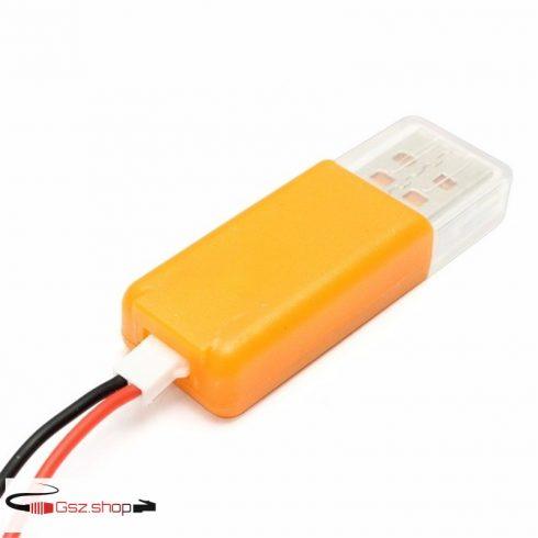 USB Charger for 1S 3.7V Lipo Battery Eachine QX100 QX90 QX90C QX95 QX105