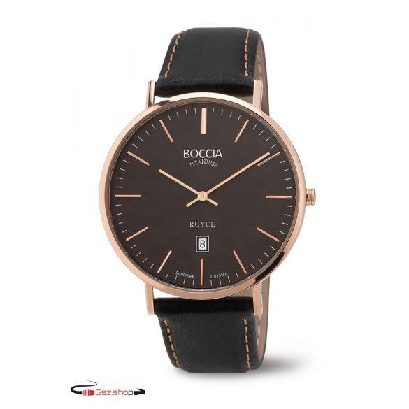 Boccia 3589-05 férfi karóra