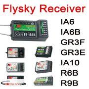 Flysky FS-GR3E Vevő kompatibilis: GT2/GT2B/GT3B/GT3C/T6/CT6B/TH9X