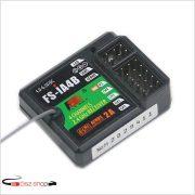 Flysky IA4B 2.4GHz 4 CH Vevő RC autó vagy Hajó FS-iT4S távirányítóhoz