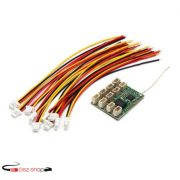Dasmikro FLYSKY 8CH 2.4Ghz RC Micro Vevő Failsafe Funkcióval