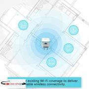Meross 300Mbps 2,4G Wi-Fi jel Erősítő