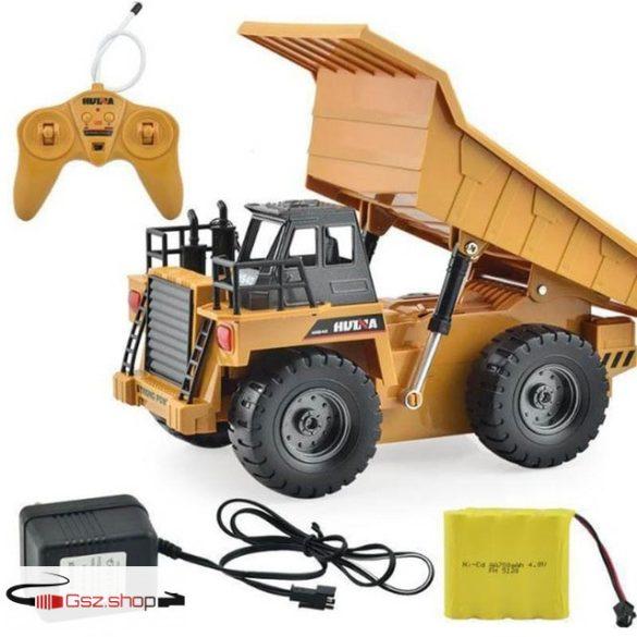 HuiNa Toys 540 1/18 2.4G 6CH RC Teherautó