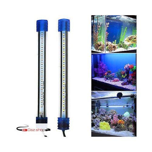 Akvárium Vízálló LED-es világító sáv 5W 50CM